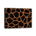 SKIN1 BLACK MARBLE & RUSTED METAL Mini Canvas 7  x 5  View1