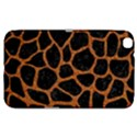 SKIN1 BLACK MARBLE & RUSTED METAL Samsung Galaxy Tab 3 (8 ) T3100 Hardshell Case  View1