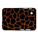 SKIN1 BLACK MARBLE & RUSTED METAL Samsung Galaxy Tab 2 (7 ) P3100 Hardshell Case  View1