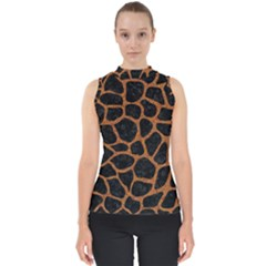 Skin1 Black Marble & Rusted Metal Shell Top