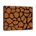 SKIN1 BLACK MARBLE & RUSTED METAL (R) Canvas 10  x 8  View1