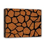 SKIN1 BLACK MARBLE & RUSTED METAL (R) Deluxe Canvas 16  x 12