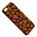SKIN1 BLACK MARBLE & RUSTED METAL (R) Apple iPhone 5 Hardshell Case View5