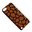 SKIN1 BLACK MARBLE & RUSTED METAL (R) Apple iPod Touch 5 Hardshell Case with Stand View5