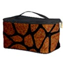 SKIN1 BLACK MARBLE & RUSTED METAL (R) Cosmetic Storage Case View3