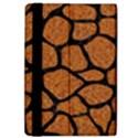SKIN1 BLACK MARBLE & RUSTED METAL (R) iPad Air 2 Flip View4