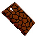 SKIN1 BLACK MARBLE & RUSTED METAL (R) Samsung Galaxy Tab S (8.4 ) Hardshell Case  View5