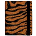 SKIN2 BLACK MARBLE & RUSTED METAL Apple iPad 3/4 Flip Case View2
