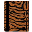 SKIN2 BLACK MARBLE & RUSTED METAL Apple iPad Mini Flip Case View3
