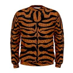 SKIN2 BLACK MARBLE & RUSTED METAL Men s Sweatshirt