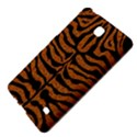SKIN2 BLACK MARBLE & RUSTED METAL Samsung Galaxy Tab 4 (8 ) Hardshell Case  View4