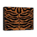 SKIN2 BLACK MARBLE & RUSTED METAL (R) Deluxe Canvas 16  x 12   View1