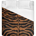 SKIN2 BLACK MARBLE & RUSTED METAL (R) Duvet Cover (King Size) View1