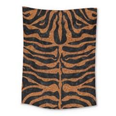 SKIN2 BLACK MARBLE & RUSTED METAL (R) Medium Tapestry