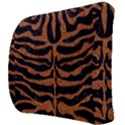 SKIN2 BLACK MARBLE & RUSTED METAL (R) Back Support Cushion View3