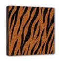SKIN3 BLACK MARBLE & RUSTED METAL Mini Canvas 8  x 8  View1