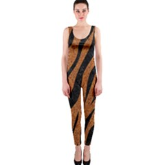 SKIN3 BLACK MARBLE & RUSTED METAL OnePiece Catsuit