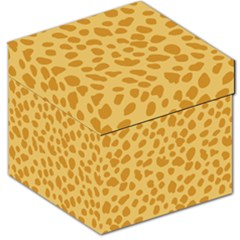 Autumn Animal Print 2 Storage Stool 12   by tarastyle