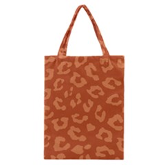 Autumn Animal Print 3 Classic Tote Bag by tarastyle