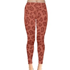 Autumn Animal Print 4 Leggings  by tarastyle