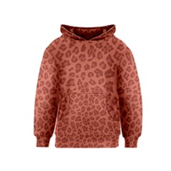 Autumn Animal Print 4 Kids  Pullover Hoodie by tarastyle
