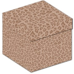 Autumn Animal Print 9 Storage Stool 12   by tarastyle