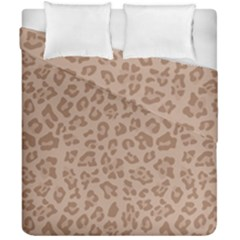 Autumn Animal Print 9 Duvet Cover Double Side (california King Size) by tarastyle