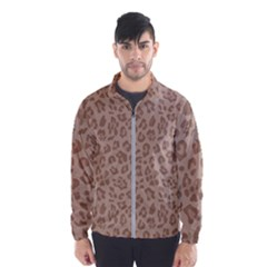 Autumn Animal Print 9 Wind Breaker (men) by tarastyle