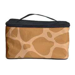 Autumn Animal Print 10 Cosmetic Storage Case by tarastyle