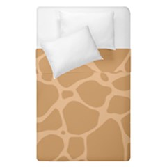 Autumn Animal Print 10 Duvet Cover Double Side (single Size) by tarastyle