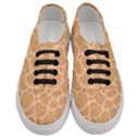 Autumn Animal Print 10 Women s Classic Low Top Sneakers View1