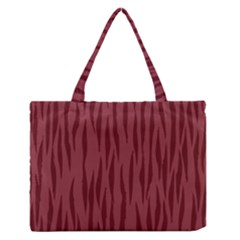 Autumn Animal Print 12 Zipper Medium Tote Bag by tarastyle