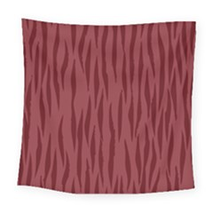 Autumn Animal Print 12 Square Tapestry (large) by tarastyle