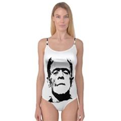 Frankenstein s Monster Halloween Camisole Leotard