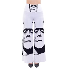 Frankenstein s Monster Halloween Pants by Valentinaart