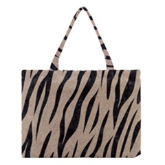 Skin3 Black Marble & Sand Medium Tote Bag by trendistuff