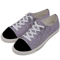 Luxurious Pink Marble Women s Low Top Canvas Sneakers by tarastyle
