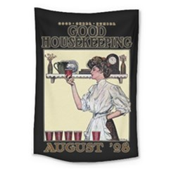 Good Housekeeping Large Tapestry by Valentinaart