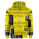Ronald Story Vaccine  Men s Pullover Hoodie View1