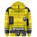 Ronald Story Vaccine  Men s Pullover Hoodie View2