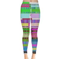 Error Leggings  by MoreColorsinLife