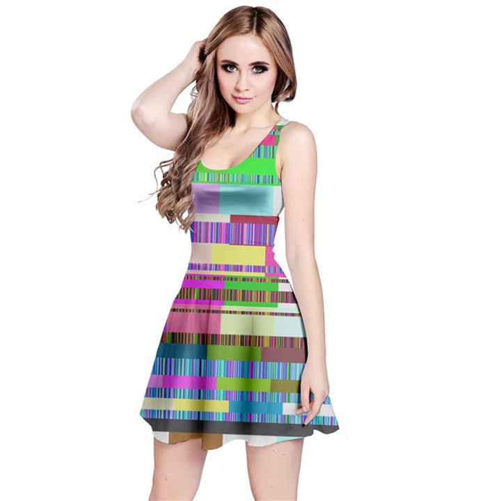 Error Reversible Sleeveless Dress
