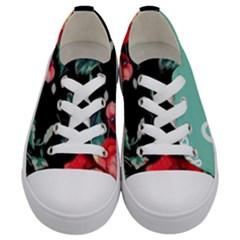 Bloem Logomakr 9f5bze Kids  Low Top Canvas Sneakers
