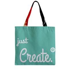 Bloem Logomakr 9f5bze Zipper Grocery Tote Bag by createinc