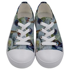 Magic World Kids  Low Top Canvas Sneakers