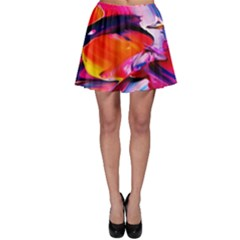 Abstract Acryl Art Skater Skirt by tarastyle