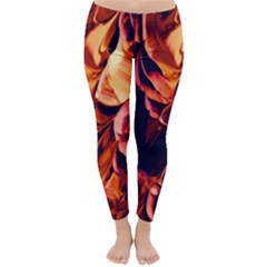 Abstract Acryl Art Classic Winter Leggings by tarastyle