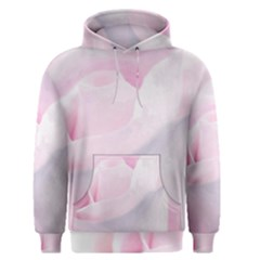Rose Pink Flower, Floral Aquarel   Watercolor Painting Art Men s Pullover Hoodie by picsaspassion