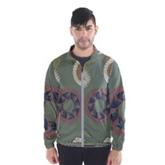 Artnouveau18 Wind Breaker (men)