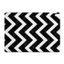 CHEVRON9 BLACK MARBLE & WHITE LINEN (R) Apple iPad Pro 10.5   Hardshell Case View1